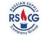 Логотип АО ГК Русское Снабжение