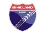 Логотип BIKE LAND