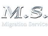 Логотип Migration-Service