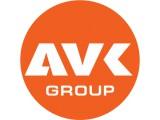 Логотип AVK Group