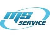 Логотип MS servise